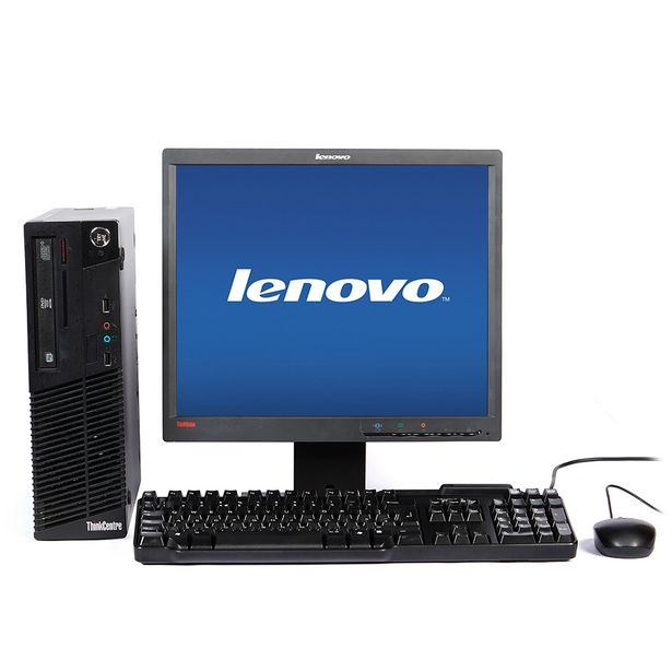 Refurbished Lenovo Desktop offer at R 2399,9