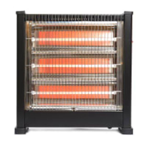 DIXON 3-Sided Quartz Heater offer at R 569,9