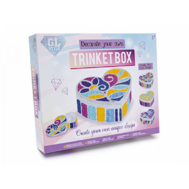 Do It Yourself Trinket Box offers at R 119,9