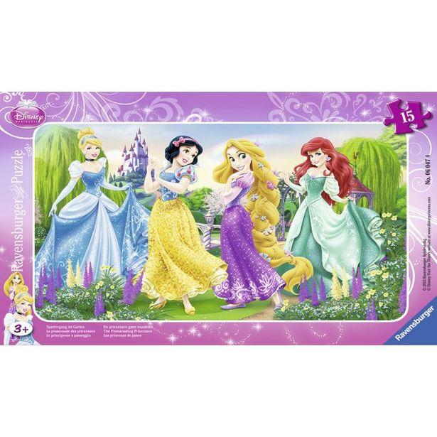 Frame Disney Princess Promenade 15 Piece Puzzle offers at R 99,9