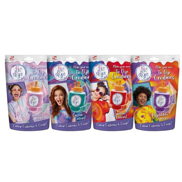 Mini Tie Dye Kit Assorted offers at R 79,9