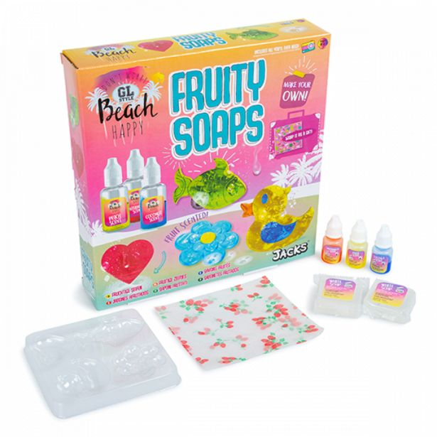 Beach Happy Fruity Soaps offers at R 99,9