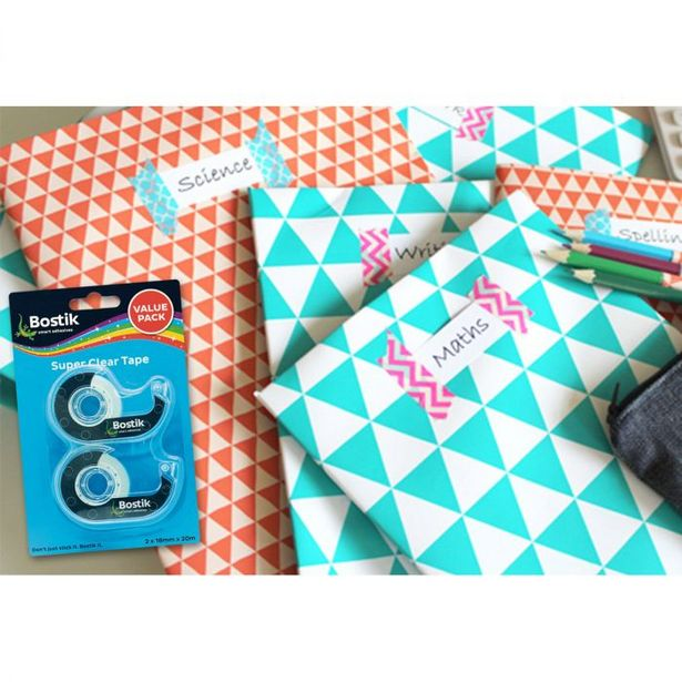 Super Clear Tape Value Pack offer at R 19,9