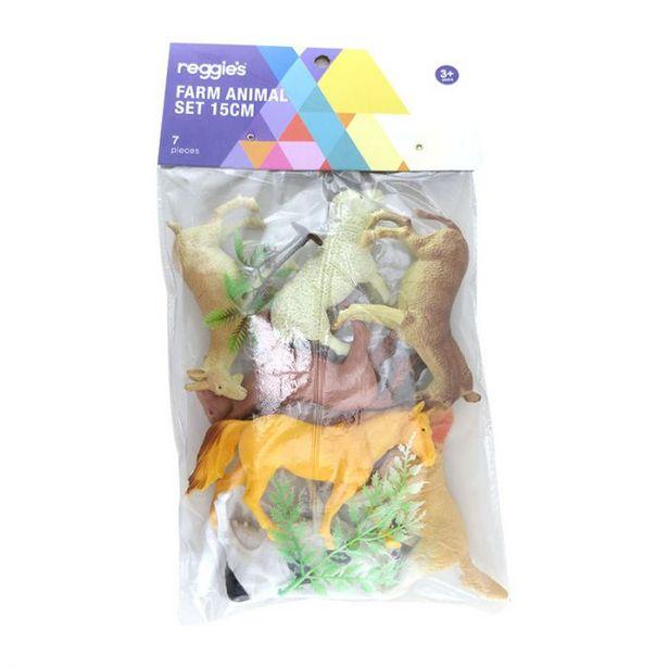 Reggies Farm Animal Set offers at R 74,9