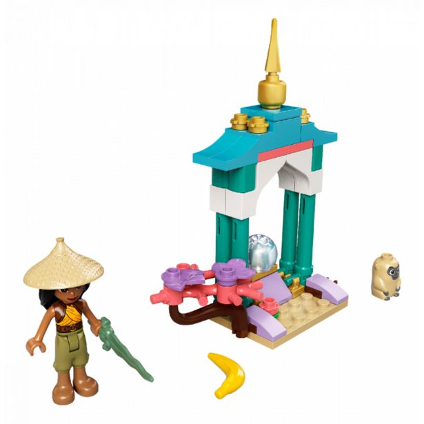 Disney Raya and the Ongi's Heart Lands Adventure (30558) offers at R 64,9