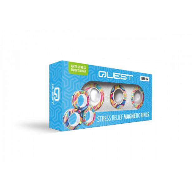 Magnetic Ring Fidget Toy offers at R 79,9