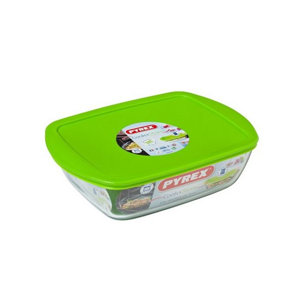 PYREX COOK & STORE RECTANGULAR DISH 2.5L offers at R 153