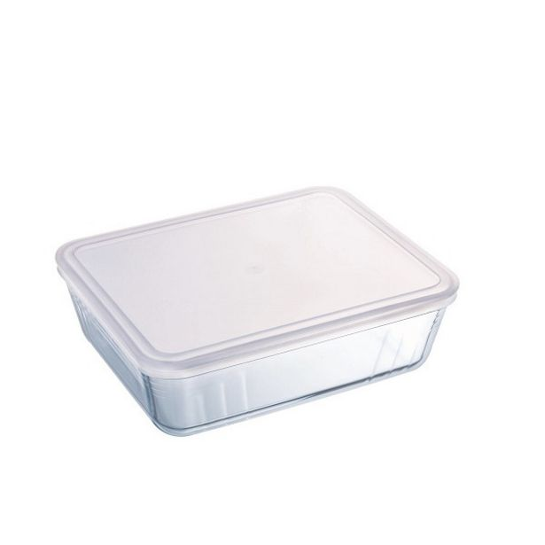 PYREX COOK & FREEZE RECTANGULAR DISH WITH LID 2.6L offers at R 153