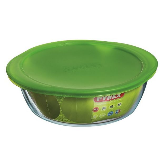 PYREX COOK & STORE ROUND DISH 2.3L offers at R 139