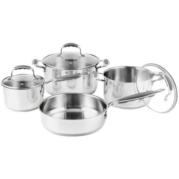 LEGEND CLASSIC 7PC COOK SET offers at R 1399