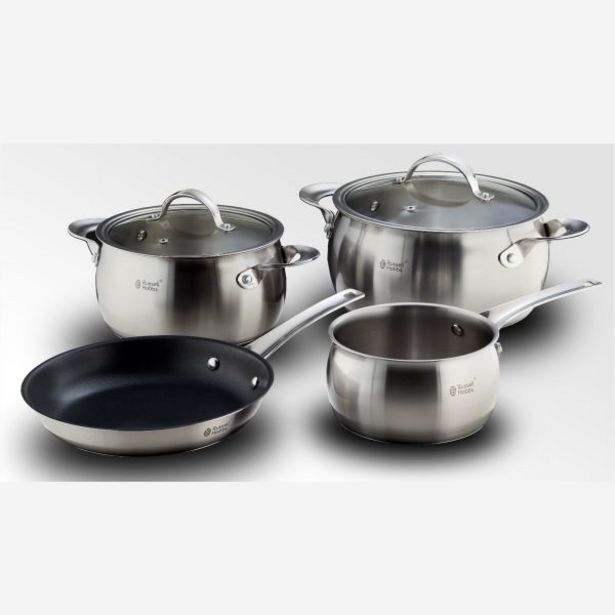 RUSSELL HOBBS 6PC COOK SET offer at R 1999