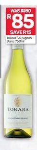 Tokara Sauvignon Blanc offer at R 85