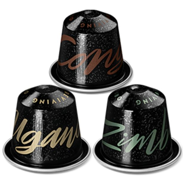 3 Sleeve Reviving Origins Coffee Assortment offers at R 360