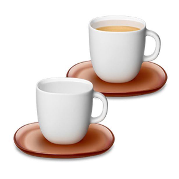Lume Lungo Cup Set offers at R 499