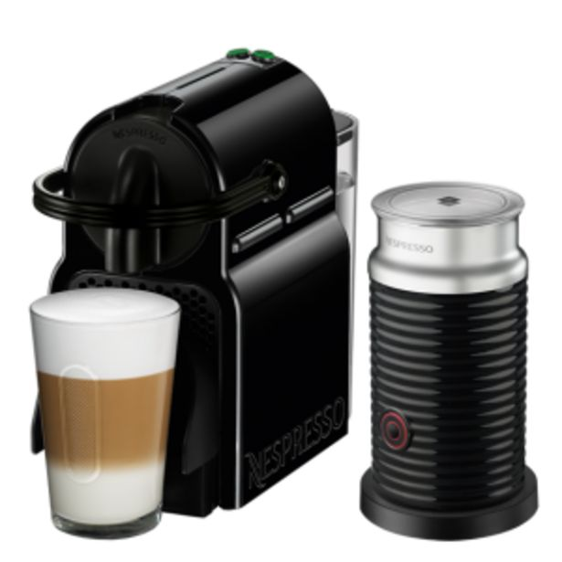 Inissia & Aeroccino Bundle offers at R 2999