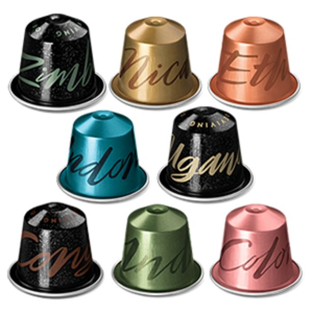 15 Sleeve Master Origins Coffee Assortment offers at R 1620