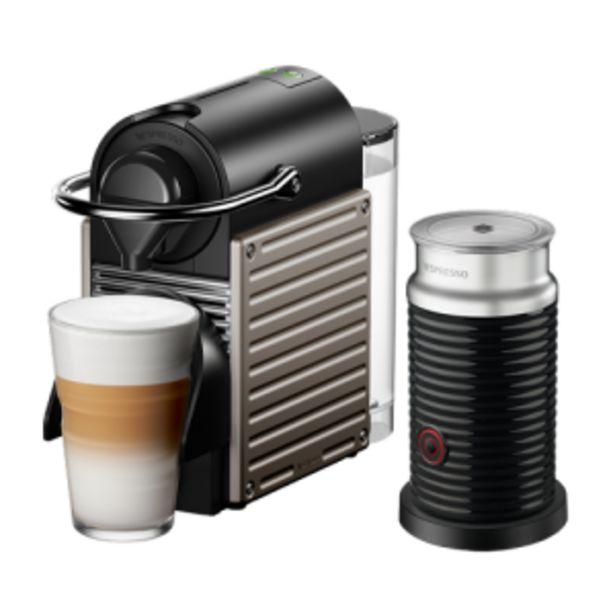 Pixie Aeroccino Bundle offers at R 3999