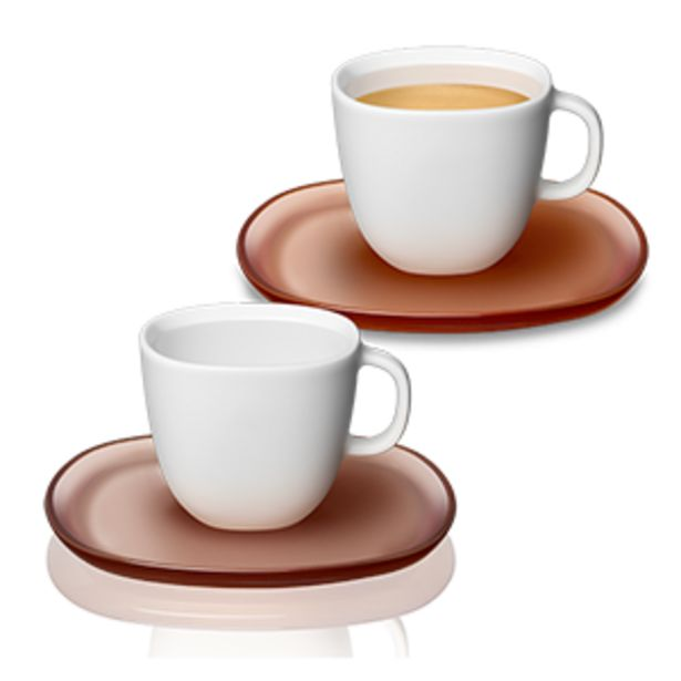 Lume Espresso Cup Set offers at R 429
