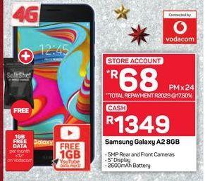 Samsung Galaxy A2 8GB offer at R 1349