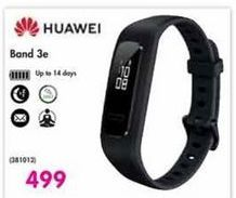Huawei Band 3e offer at R 499