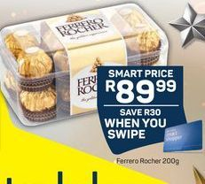 Ferrero Rocher offer at R 89,99
