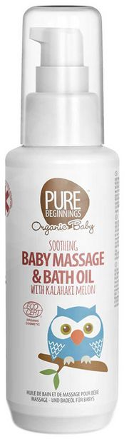 Pure Beginnings Soothing Baby Massage and Bat... offers at R 139