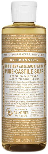 Dr. Bronner's Pure Castile Liquid Soap - Sand... offers at R 199