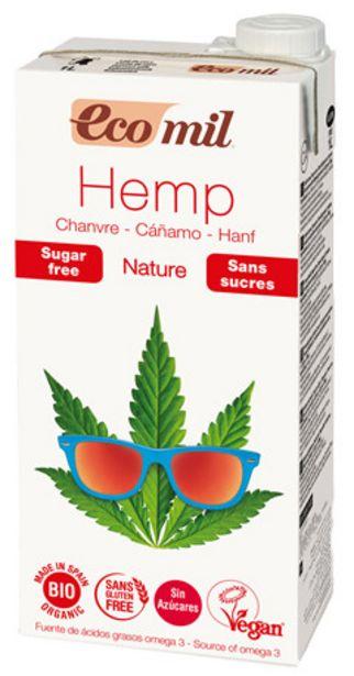 Ecomil Organic Hemp Drink Sugar Free offers at R 77,95
