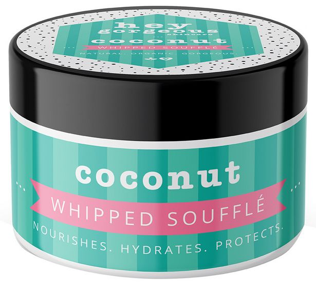 Hey Gorgeous Coconut Body Soufflé offers at R 210