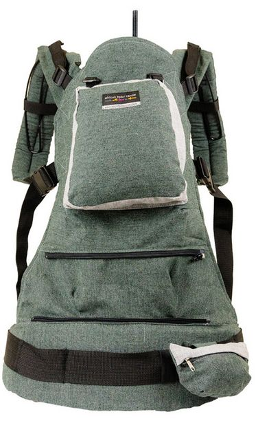African Baby Carrier Deluxe Hemp offer at R 1000