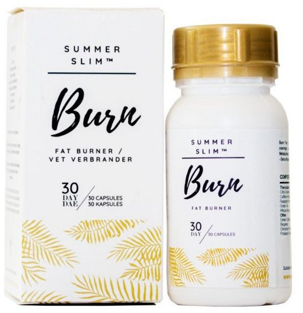 Summer Slim Burn Fat Burner Capsules offers at R 440