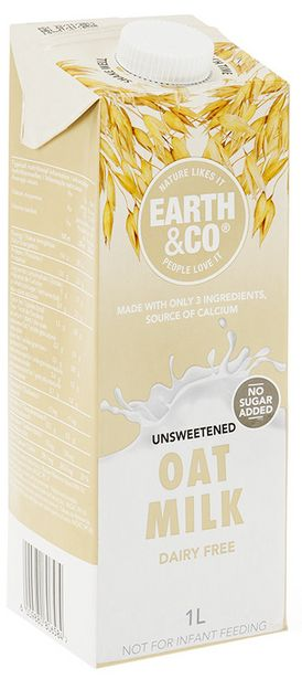 Earth &Co Oat Milk offers at R 41,99