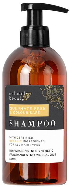 Naturals Beauty Shampoo offers at R 135