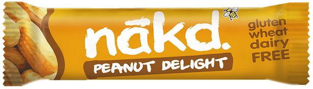 Nakd Peanut Butter Delight Bar (Raw) offers at R 23,99