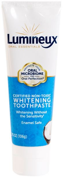 Lumineux Oral Essentials Whitening Toothpaste... offers at R 219