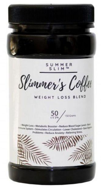 Summer Slim Slimmers Coffee offers at R 390