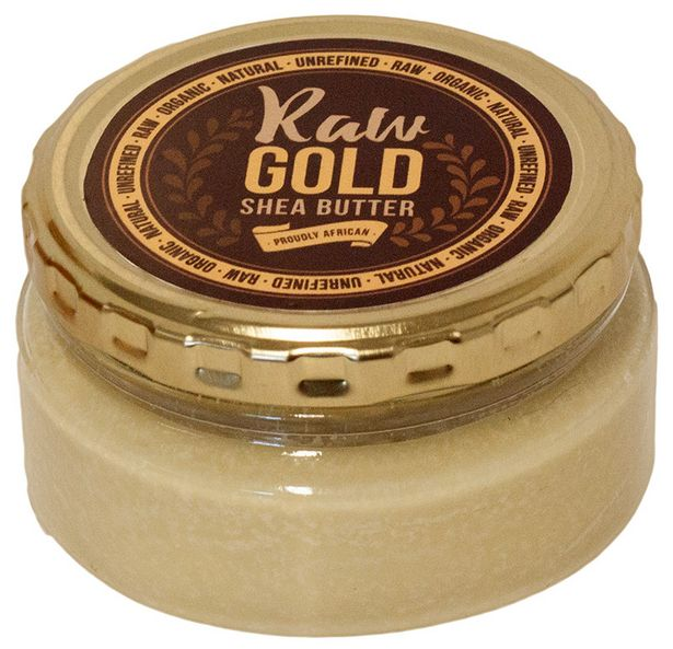 Raw Gold Shea Butter - Glass offers at R 149