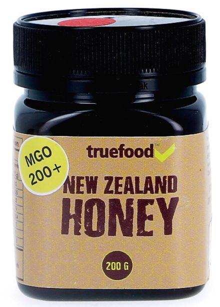 Truefood New Zealand Manuka Honey - 200+ MGO offers at R 649