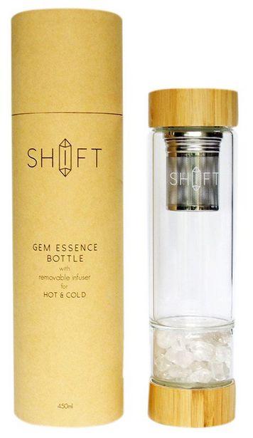 Shift Clear Quartz Gem Essence Bottle offer at R 950