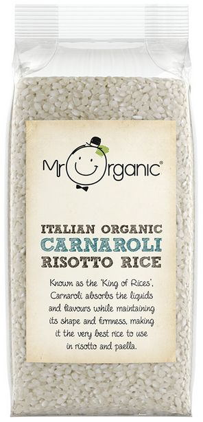 Mr Organic Carnaroli Rissoto Rice offers at R 120