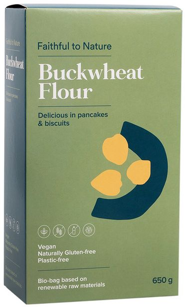 Faithful to Nature Buckwheat Flour offers at R 89,99