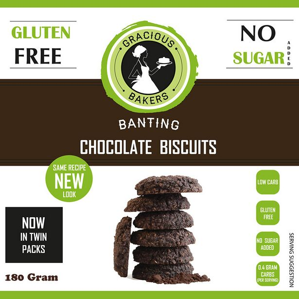 Gracious Bakers Chocolate Biscuits offers at R 64,99