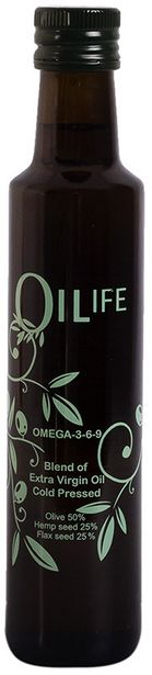 OiLife Omega 3-6-9 Extra Virgin Oil Blend offers at R 189