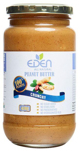Eden Crunchy Peanut Butter offers at R 51,99