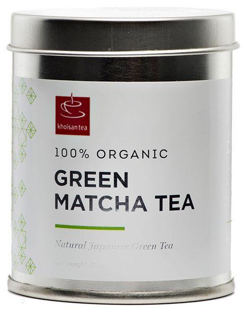 Khoisan Organic Green Matcha offers at R 149