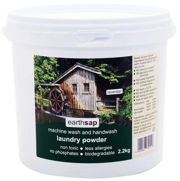 Earthsap Machine & Handwash Laundry Powde... offers at R 199