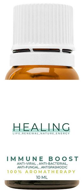 Healing Aromatherapy Immune Boost Oil offers at R 175