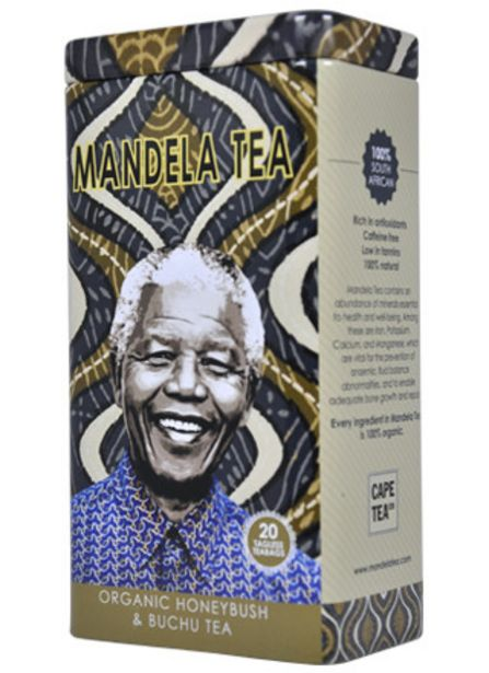 Mandela Tea Organic Honeybush and Buchu Tea i... offer at R 105