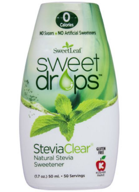 SweetLeaf Clear Stevia Sweet Drops offer at R 113