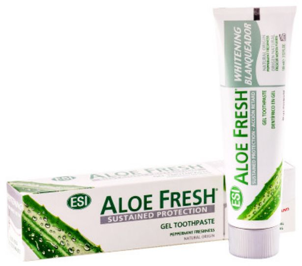 ESI Aloe Fresh Toothpaste Whitening offers at R 79